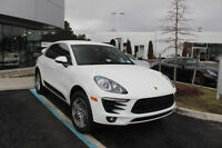 2015 PORSCHE Macan S Automatic AWD (BRAND NEW)