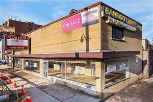 Commercial/Retail Space For Sale in Davenport & Caledonia