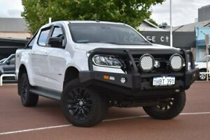 2019 Holden Colorado RG MY19 LTZ Pickup Crew Cab White 6 Speed Sports Automatic Utility Fremantle Fremantle Area Preview