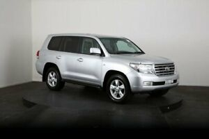 2009 Toyota Landcruiser VDJ200R Sahara (4x4) Silver 6 Speed Automatic Wagon McGraths Hill Hawkesbury Area Preview