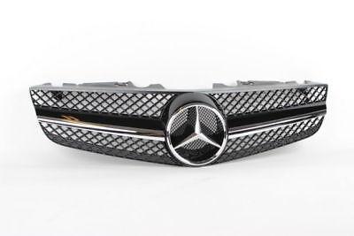 Neu Original Mercedes Benz Sl R230 LCI Vorne Mitte Kühlergrill A23088022839040