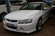 2005 Holden Ute VZ SS Z White 6 Speed Manual Utility Minchinbury Blacktown Area Preview