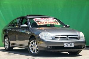 2005 Nissan Maxima J31 MY05 TI-L 4 Speed Automatic Sedan Ringwood East Maroondah Area Preview