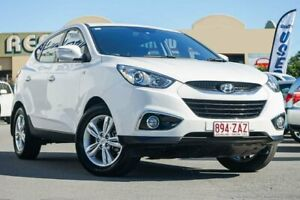 2013 Hyundai ix35 LM2 SE White 6 Speed Sports Automatic Wagon Chinderah Tweed Heads Area Preview