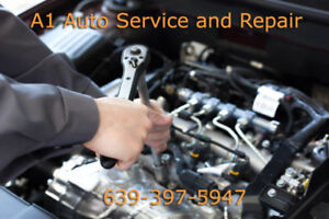 A1 On-site Auto Repair Service - Brakes - Electrical and more