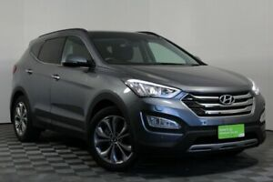 2015 Hyundai Santa Fe DM2 MY15 Highlander Grey 6 Speed Sports Automatic Wagon Wayville Unley Area Preview
