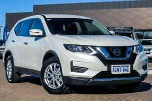 2018 Nissan X-Trail T32 Series II ST X-tronic 4WD White 7 Speed Constant Variable Wagon Morley Bayswater Area Preview
