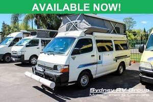 U3290 Safari Toyota HiAce Campervan HOT PROPERTY! Penrith Penrith Area Preview