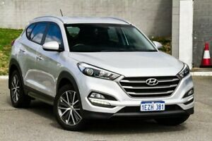 2016 Hyundai Tucson TL Active X 2WD Silver 6 Speed Sports Automatic Wagon Myaree Melville Area Preview