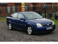 Vauxhall Vectra 1.8 (Cheap car with MOT for everyday use)