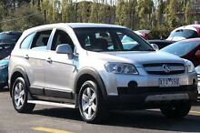 2007 Holden Captiva CG CX (4x4) Silver 5 Speed Automatic Wagon Ringwood East Maroondah Area Preview