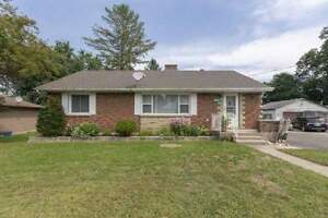 Gorgeous 3+1 Bedroom Bungalow Nestled On A Sprawling 89X119 Ft L