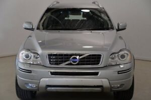 2012 Volvo XC90 P28 MY12 D5 Geartronic Executive Silver 6 Speed Sports Automatic Wagon