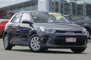 2018 Kia Rio YB MY18 S Grey 4 Speed Sports Automatic Hatchback Woolloongabba Brisbane South West Preview