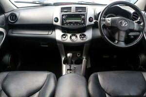 2008 Toyota RAV4 ACA33R MY08 Cruiser L White 4 Speed Automatic Wagon Minchinbury Blacktown Area Preview