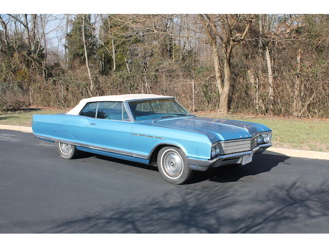 Image 1 of Buick: Electra Blue…
