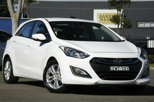 2014 Hyundai i30 GD2 MY14 SE White 6 Speed Sports Automatic Hatchback Condell Park Bankstown Area Preview