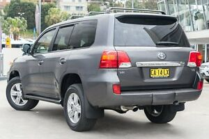2014 Toyota Landcruiser VDJ200R MY13 VX Graphite 6 Speed Sports Automatic Wagon Brookvale Manly Area Preview