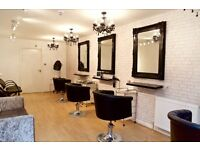 Beauty room to rent in busy salon