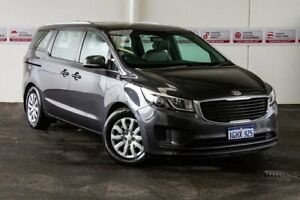 2017 Kia Carnival YP MY17 S 6 Speed Automatic Wagon Rockingham Rockingham Area Preview