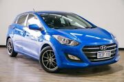 2016 Hyundai i30 GD4 Series II MY17 Active DCT Blue 7 Speed Sports Automatic Dual Clutch Hatchback Myaree Melville Area Preview