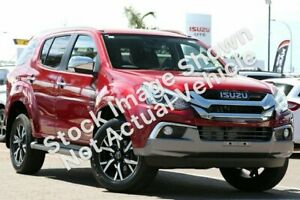 2019 Isuzu MU-X MY19 LS-T Rev-Tronic 4x2 Magnetic Red 6 Speed Sports Automatic Wagon Rockingham Rockingham Area Preview
