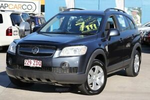2008 Holden Captiva CG MY09 CX AWD Grey 5 Speed Sports Automatic Wagon Greenslopes Brisbane South West Preview