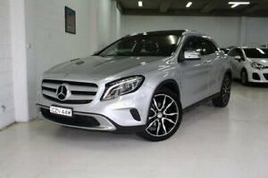 2015 Mercedes-Benz GLA-Class X156 805+055MY GLA200 CDI DCT Silver 7 Speed Castle Hill The Hills District Preview