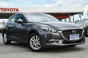 2017 Mazda 3 BN MY17 Touring Grey 6 Speed Automatic Hatchback Osborne Park Stirling Area Preview