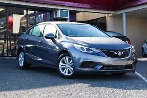 2017 Holden Astra BL MY17 LS+ Grey 6 Speed Sports Automatic Sedan Capalaba Brisbane South East Preview
