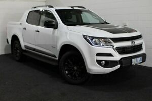 2018 Holden Colorado RG MY19 Z71 Pickup Crew Cab White 6 Speed Sports Automatic Utility Glenorchy Glenorchy Area Preview