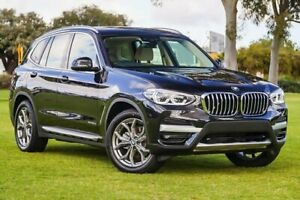 2019 BMW X3 G01 xDrive20d Steptronic Black 8 Speed Automatic Wagon Burswood Victoria Park Area Preview