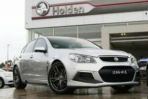 2015 Holden Special Vehicles Senator Gen-F2 MY16 Signature Silver 6 Speed Sports Automatic Sedan Liverpool Liverpool Area Preview