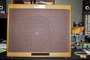 LOW POWER TWEED 5E8-A CLONE AMP