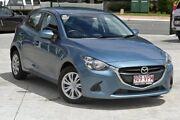2015 Mazda 2 DJ2HAA Neo SKYACTIV-Drive Blue 6 Speed Sports Automatic Hatchback Southport Gold Coast City Preview