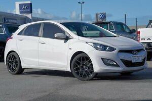 2012 Hyundai i30 GD Active White 6 Speed Sports Automatic Hatchback Bunbury Bunbury Area Preview
