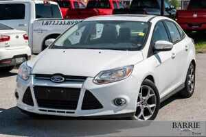 2013 Ford Focus ***SE MODEL***NAVIGATION***LEATHER INTERIOR***PO
