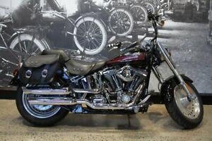2007 Harley-Davidson FAT BOY 96 (FLSTF) Road Bike 1584cc Blacktown Blacktown Area Preview