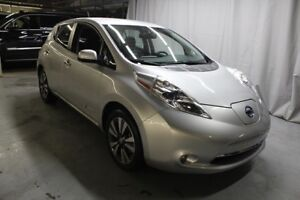 2015 Nissan LEAF **SV (MAG, NAV, A/C) QUICK CHARGE !!