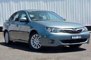 2010 Subaru Impreza G3 MY10 RS AWD Green 4 Speed Sports Automatic Sedan Heidelberg Heights Banyule Area Preview