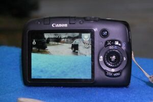 Digital Camera Canon PowerShot SX120 IS 10 megapixels Summary: