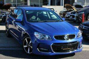 2017 Holden Commodore VF II MY17 SV6 Blue 6 Speed Sports Automatic Sedan Cheltenham Kingston Area Preview