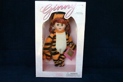 VOGUE GINNY FOR 2001 DISNEY TEDDYBEAR AND DOLL WEEKEND, LE TIGGER