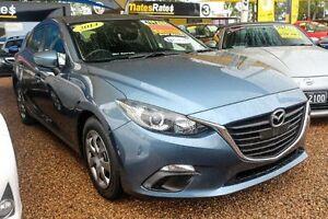 2014 Mazda 3 BM5478 Neo SKYACTIV-Drive Blue 6 Speed Sports Automatic Hatchback Minchinbury Blacktown Area Preview