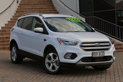 2016 Ford Escape ZG Trend AWD Frozen White 6 Speed Sports Automatic Wagon