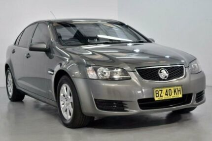2011 Holden Commodore VE II Omega Grey 6 Speed Sports Automatic Sedan Lansvale Liverpool Area Preview