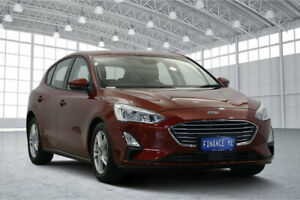 2019 Ford Focus SA 2019.25MY Trend Ruby Red 8 Speed Automatic Hatchback