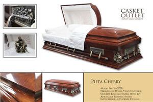 Cercueil en bois et metal, - Économisez jusqu'à 75% du prix des