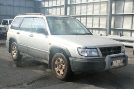 1998 Subaru Forester 79V GX AWD Grey 5 Speed Manual Wagon