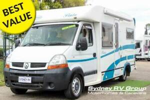 U3929 Sunliner Pinto 2007 Model FWD With A Spacious Layout Penrith Penrith Area Preview